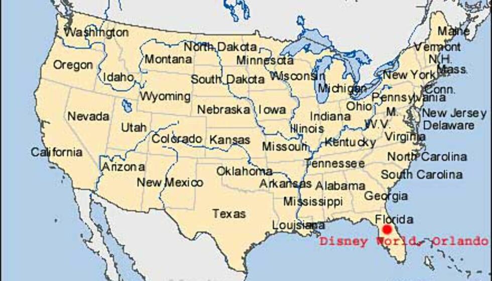 Disney World (kart)
