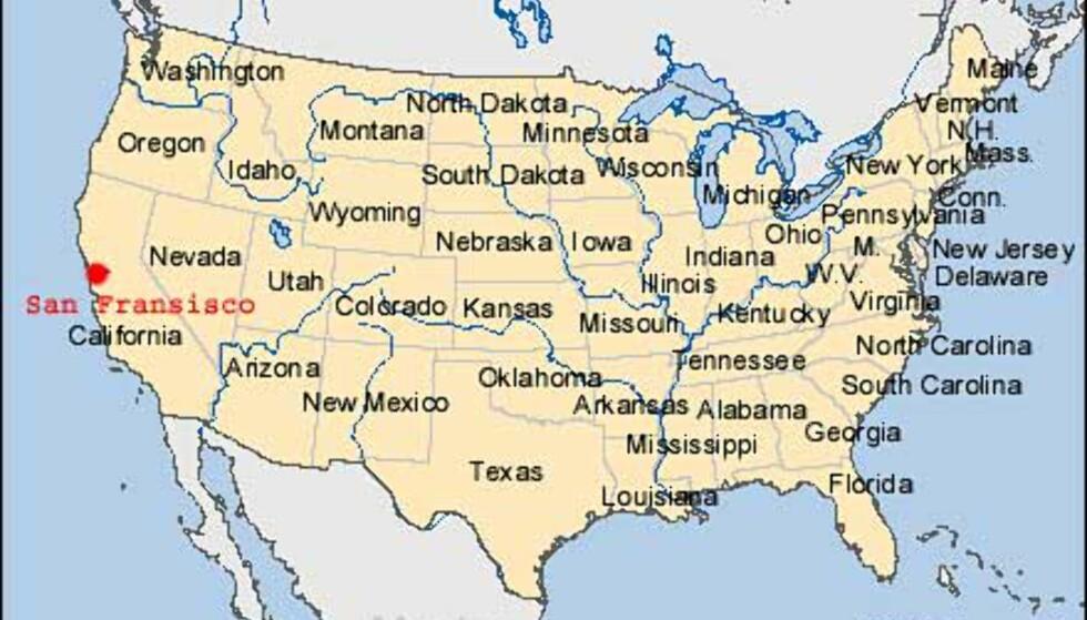Hyatt Regency (kart)