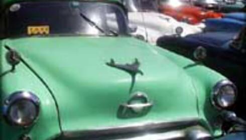 Cuba: Lenes første destinasjon.