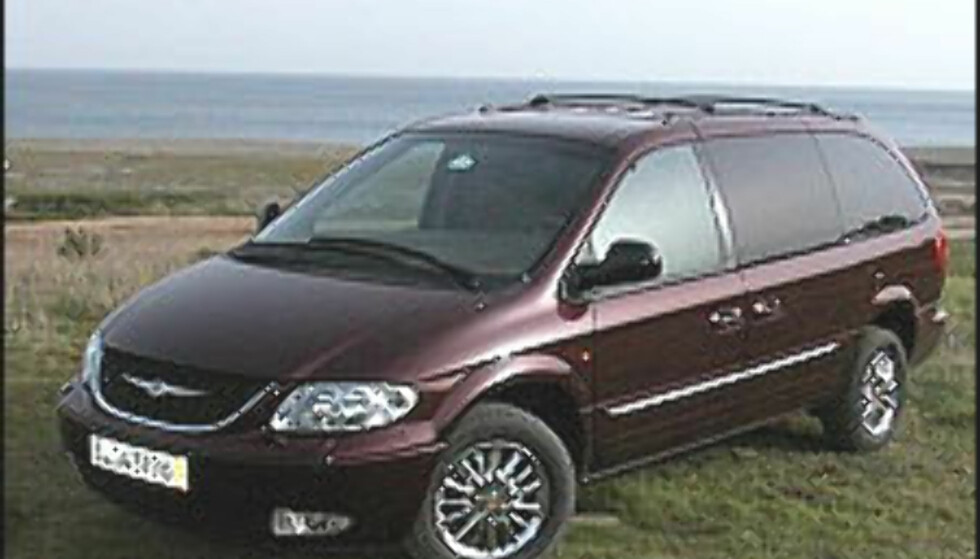 Chrysler Voyager/Grand Voyager