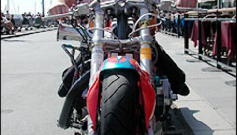 Ronny Aasen leder foreløpig EM i klassen Super Twin Top Fuel.