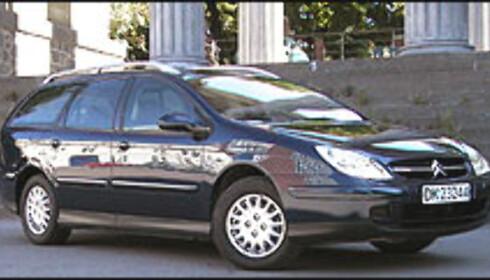 Citroën C5.