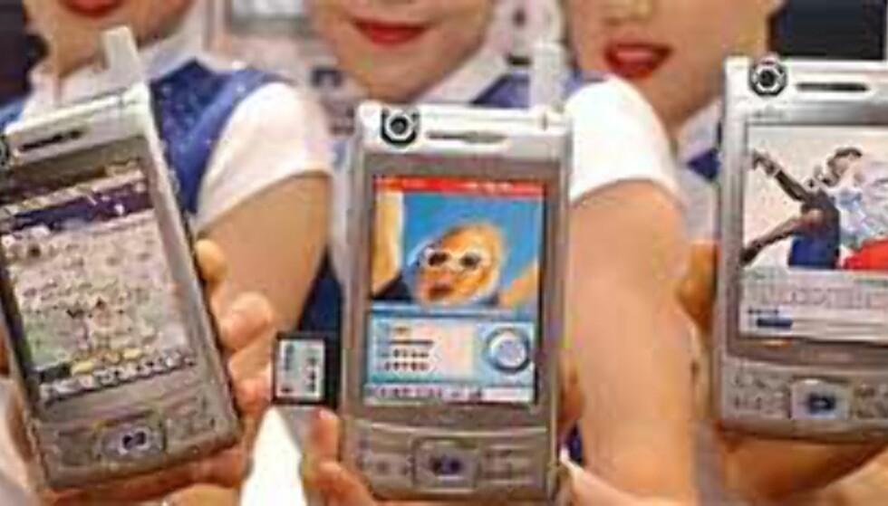 Super-PDA fra Samsung