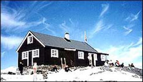 Fanaråken er en opplevelse, i følge fjellmannen Lauritzen. Bilde fra Fanaråkens nettsider. Foto: Fanaråkens nettsider