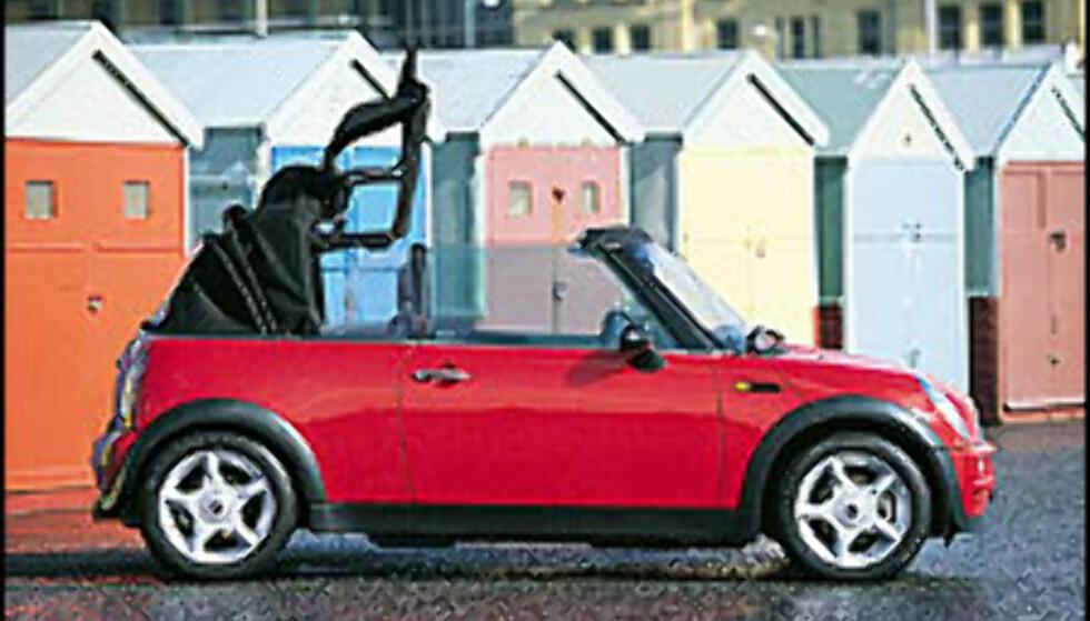 BMW bekrefter Mini cabriolet