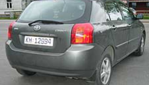 Toyota Corolla 1,4 Sol