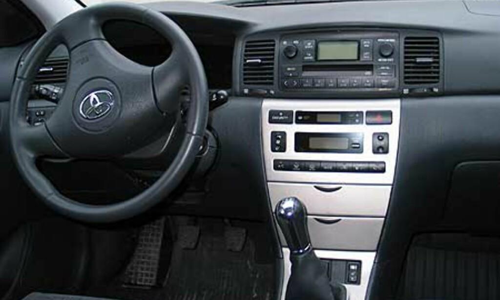 image: Toyota Corolla 1,4 Sol