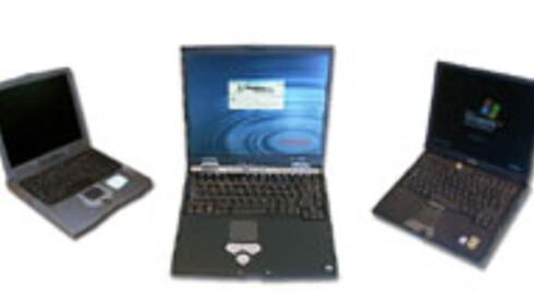 Bærbare PCer 2003