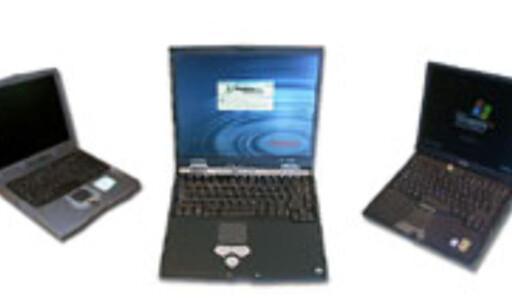 image: Bærbare PCer 2003