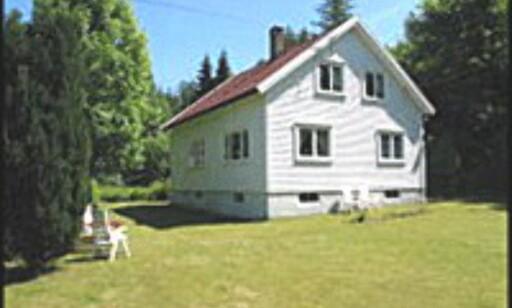 image: Hus ved Hamresanden