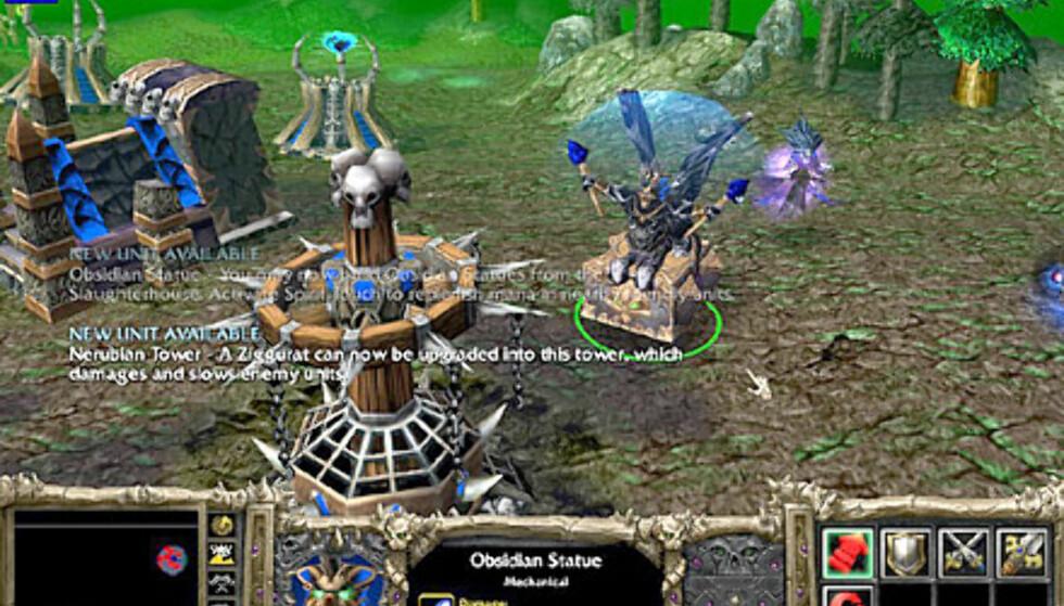 Frozen Throne-skjermbilder
