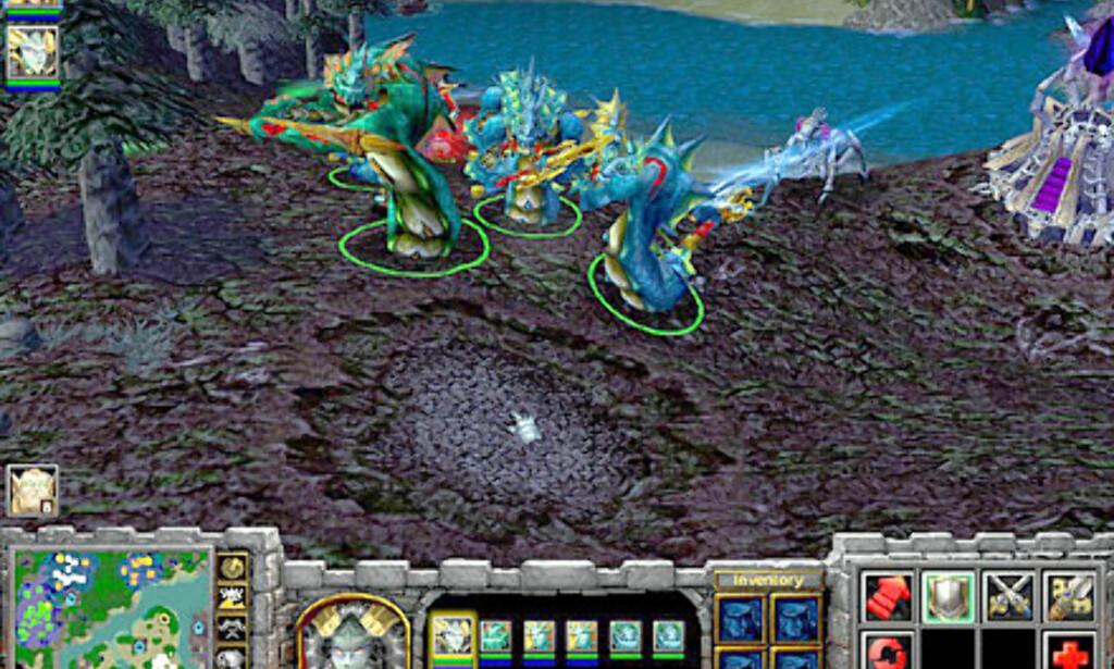 image: Frozen Throne-skjermbilder