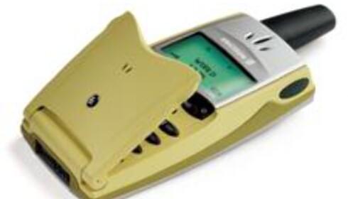 Glemte mobiltelefoner er det mange av.