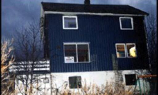 image: Midnattsolhus på Sommarøy