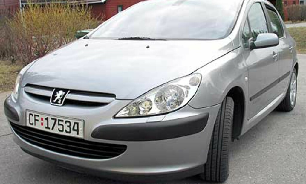 image: Peugeot 307 1.6 XS