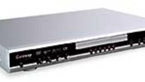 Denne trådløse DVD-spilleren fra Gateway koster rundt 2.000 kroner i USA.