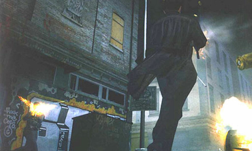 image: Max Payne 2 skjermbilder