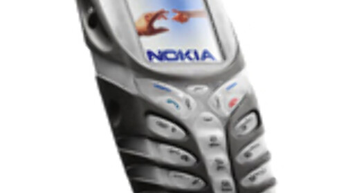Nokia 5100.