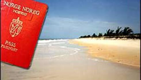 Ikke la feriestarten ende i kaos, sjekk om passet ditt fortsatt er gyldig.