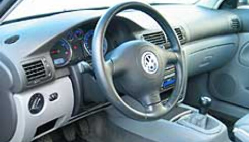 Volkswagen Passat 1.9 TDI stasjonsvogn