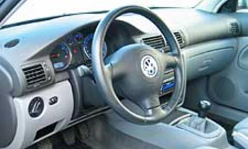image: Volkswagen Passat 1.9 TDI stasjonsvogn