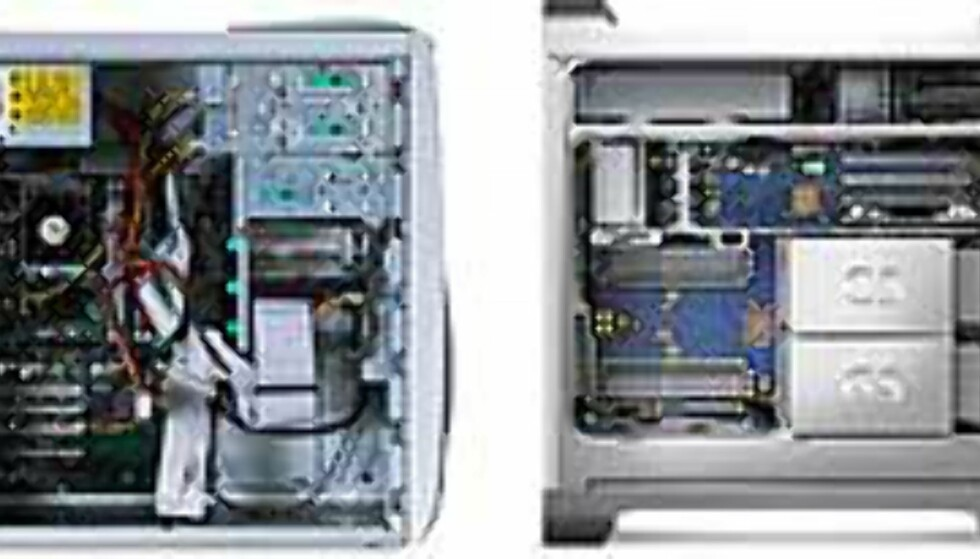 Apple Powermac G5 er lansert