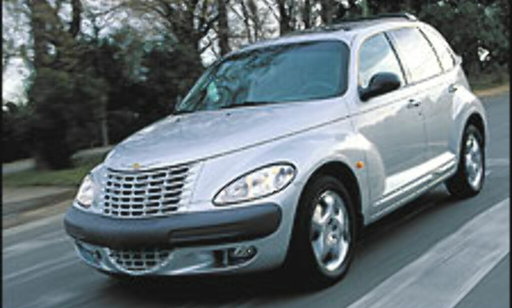 3 ÅR: Chrysler PT Cruiser