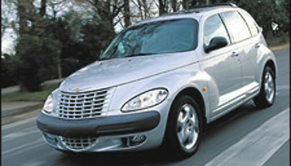 3 ÅR: Chrysler PT Cruiser