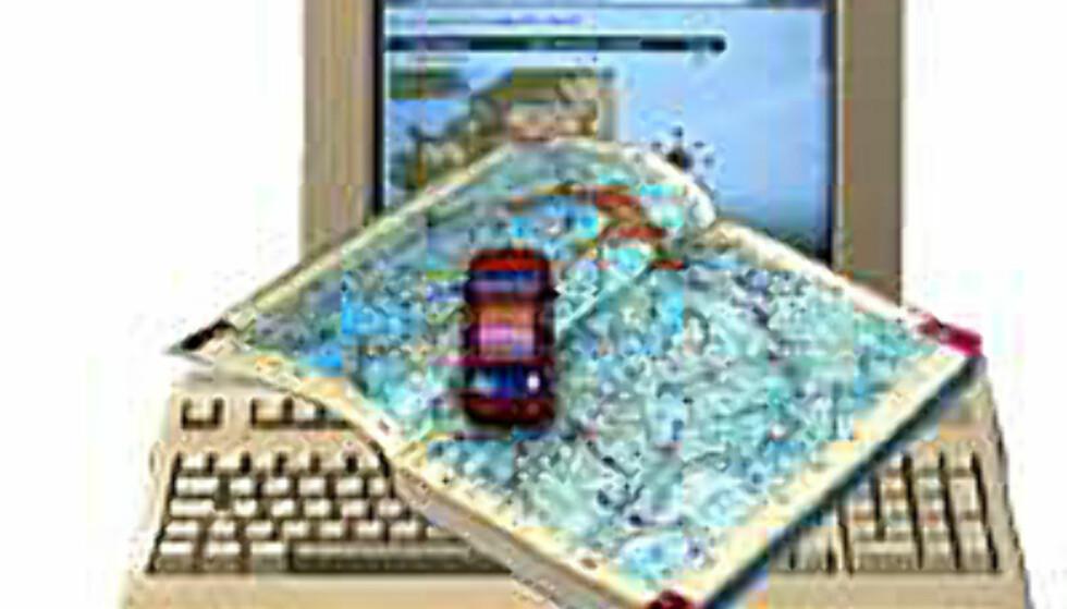 Legg opp reiseruten på nett