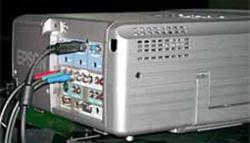 EMP-8300 kan kobles til det meste