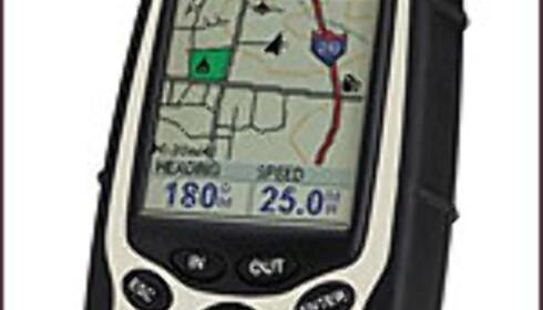 Magellan Meridian Color GPS koster cirka 6.500 kroner.