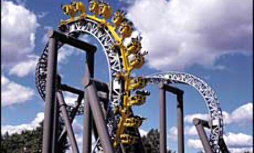 Fornøyelsesparken i Särkänniemi Opplevelsespark er Finlands nest best besøkte turistattraksjon.