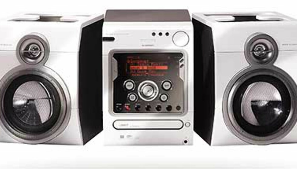 Philips Streamium MC i250