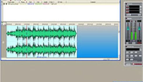 MP3 for profesjonelle