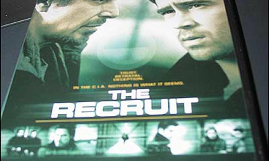 Coveret på The Recruit