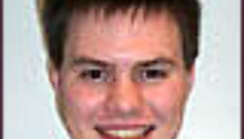Knut Kristian Johansen  Foto: Java SMS Foto: Java SMS