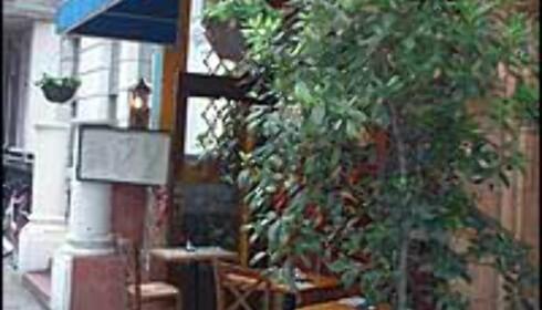 Italienske Spago ved South Kensington. Foto: Stine Okkelmo