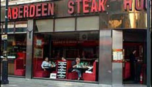 Disse steakhousene bør du holde deg langt unna. Foto: Stine Okkelmo