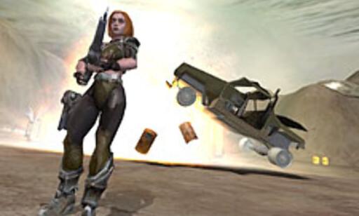 image: Brute Force: Multiplayer, grafikk, konklusjon