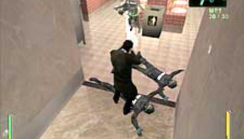 Flere Matrix-spill kommer