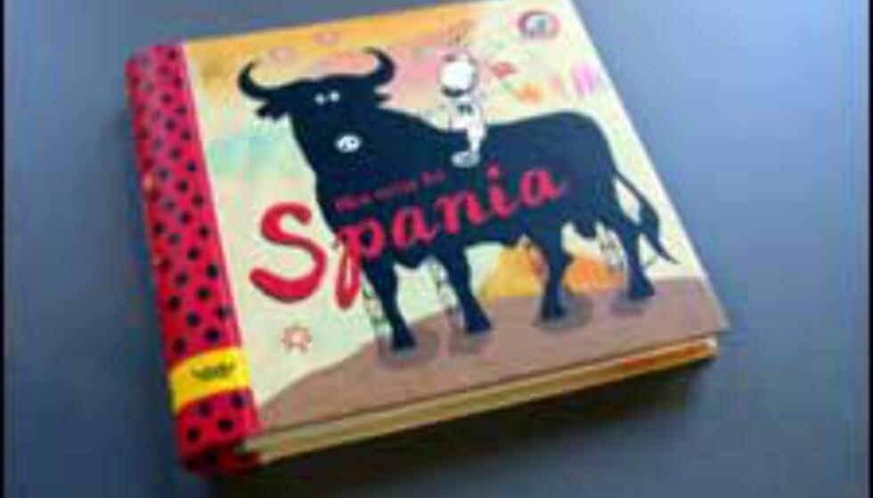 Strålende reisebok for barn