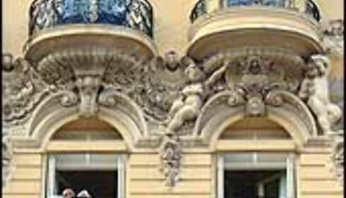 Illustrasjonsbilde: Ikke alle er så heldige med balkong på hotellrommet. Foto: Idar Ramberg Foto: Idar Ramberg