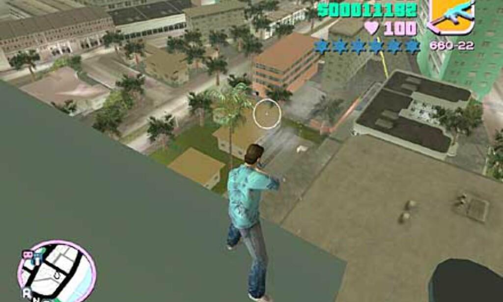 image: Vice City skjermbilder