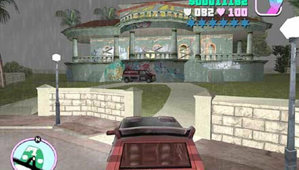 Vice City skjermbilder