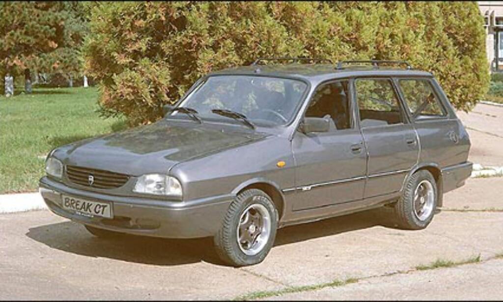 Dacia 1310/Berlina stasjonsvogn.