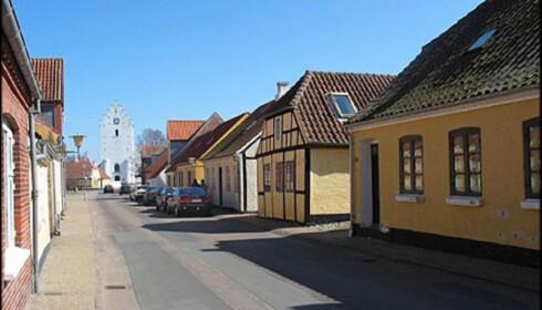 Kirken i Sæby.