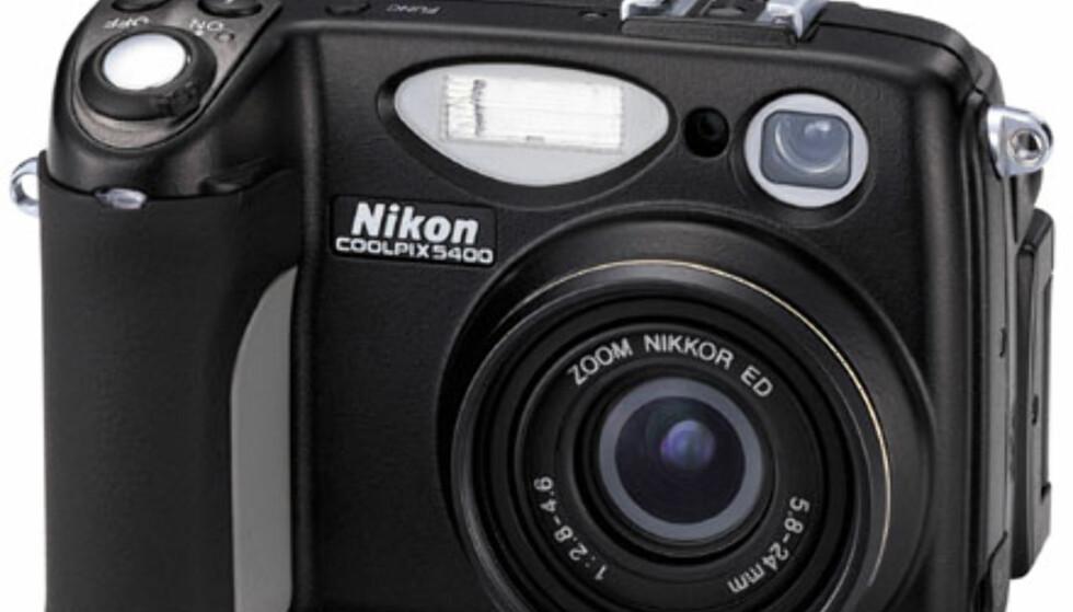 Bilder av kameraet