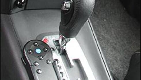 PRIMERA: Også Nissan har satset på CVT, her en Primera.