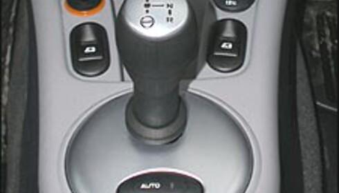 BLIR BEDRE: De halvautomatiske girkassen blir stadig bedre og vil om få år kunne være like komfortable som automatgirkassene. Her en Citroën C3 Sensodrive.
