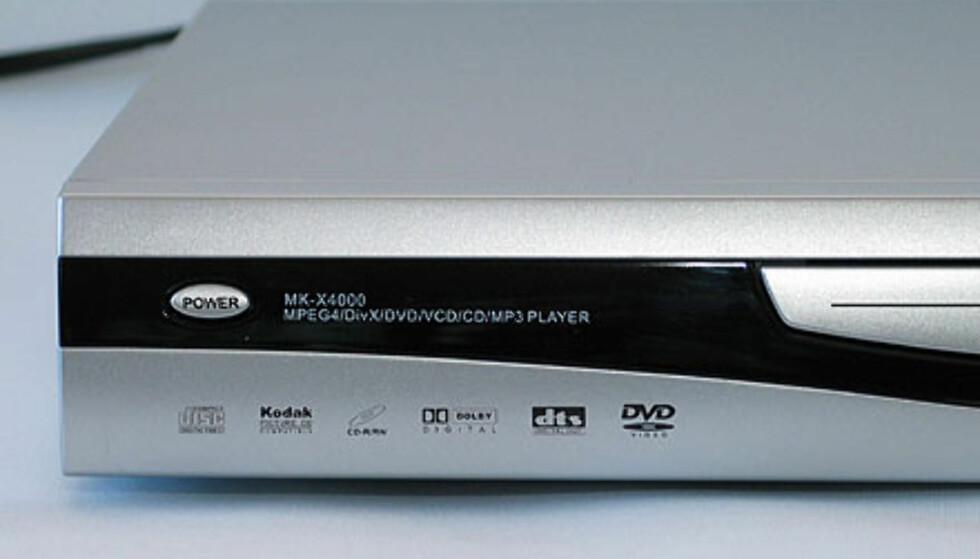 Mecotek MPEG4 MK-X4000